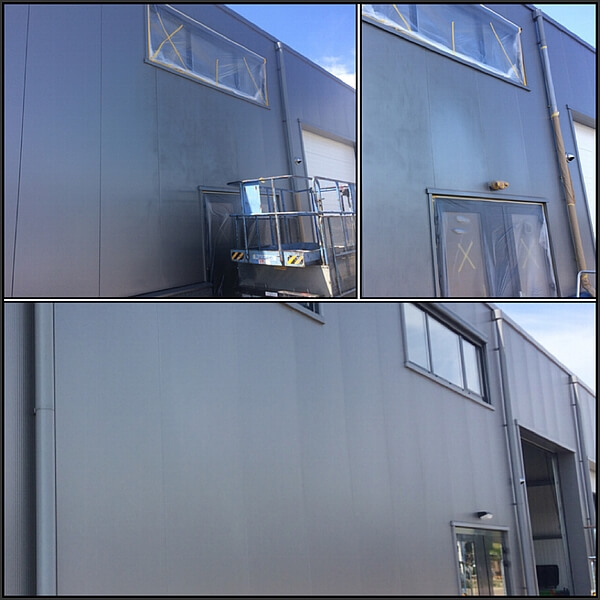 gevelschade mr cladding repair
