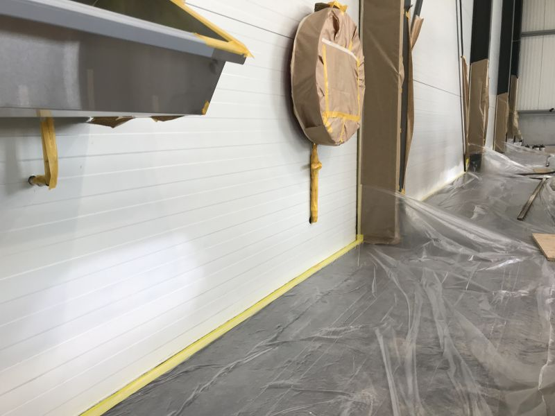 Cleanrooms & Foodsafe